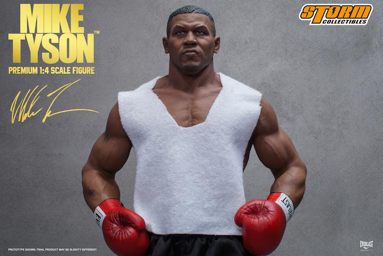 Storm Toys 1//4 MIKE TYSON Boxing Champion Figure 465mm Male Figure Set